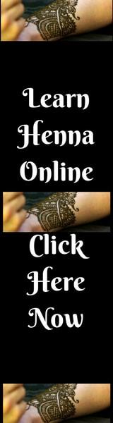 Learn Henna Online.2